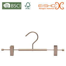 Специальная дизайнерская трубка-вешалка с зажимами