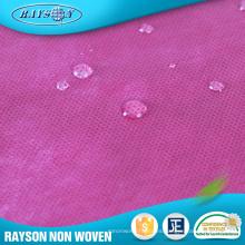 Producto de la promoción Pp Raw Material Waterproof Tablecloths Wholesale Table linen