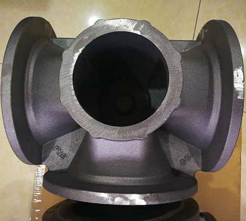 Ductile Iron Valve Body