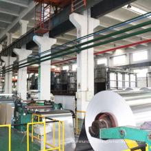 Récipient alimentaire professionnel en papier d'aluminium