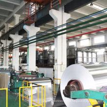 Melhor máquina para fabricação de recipientes de folha de alumínio na Índia