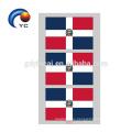 Водонепроницаемый Временные Татуировки ЧМ-2018 Национальный Флаг Тела Рука Наклейки
