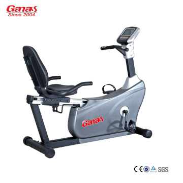 Gym Fitness Cardio Device Bicicleta reclinada