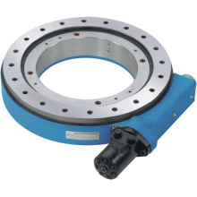 construction machinery slewing drive