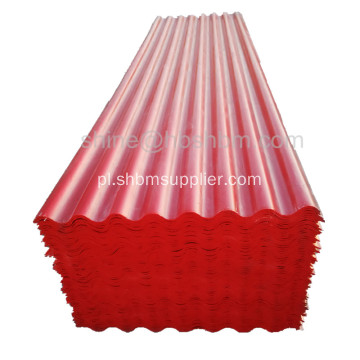 High Strength Anti-corosion Insulating Roof Tiles