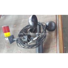 Solar Light Sensor Electrical Parts Anemometer