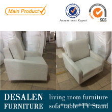 Modern Fabric Sofa Chair in Living Room Furniture (007)