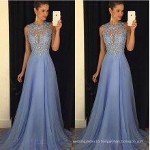 New Collection Beaded Sexy Long Evening Dress Women