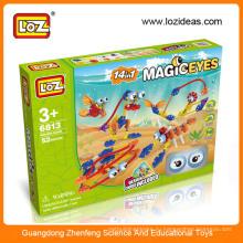 Забавные детские развивающие игрушки