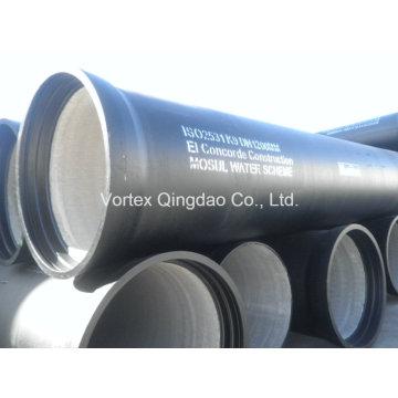 Tuyau en fonte ductile Vortex (EN545)