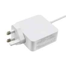 Chargeur britannique pour MacBook Air 60w type T Magsafe2