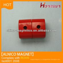в ролях альнико 5 красный горшок цилиндра магнит для продажи