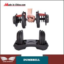 24kg Adjust Dumbbell Fitness Equipment Dumbbell