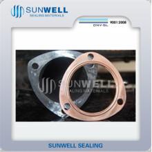 Прокладка выпускного отверстия меди Sunwell 1210 China