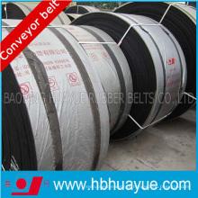 Núcleo inteiro, resistente à erosão, retardante de fogo PVC / Pvg correia transportadora