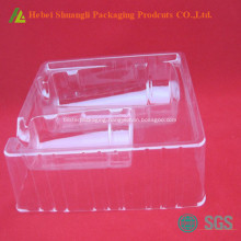 Clear Plastic Cosmetic Tray Blister Packaging