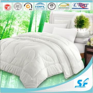 Дешевая цена на лоскутном одеяле из микрофибры для продвижения / Лоскутное одеяло из полого волокна
