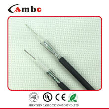 shenzhen made steel wire fiber optical cable