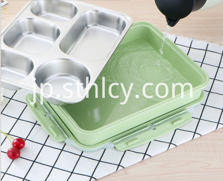 Stainless Steel Food Container2