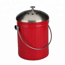 Контейнер для дезодоранта из нержавеющей стали с угольным фильтром