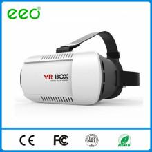 2016 produtos quentes realidade virtual óculos vidros vr caixa