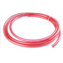 Klare PVC-Rohre