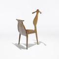 Replica Hans Wegner Hand Carved Valet Chair