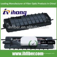 2 In-2 Out Fibra óptica / horizontal Fechamento de emenda