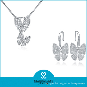 New Arrival High Quality Silver Gift Jewelry (J-0077)