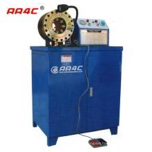 AA4C Automatic High Pressure Hydraulic Pipe Rubber Hose Crimping Machine Hose Pressing Machine