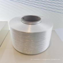 Filament industriel de fil de polyester à très haute ténacité