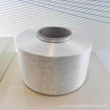 Filamento industrial de hilo de poliéster de súper alta tenacidad