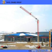 Selbstaufrichtender Turmkran vom China-Lieferanten