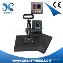 2015 Swing Heat Transfer Machines For Non-woven Fabric Tshirt Printing Machine Shaking Head Heat Press Machine HP230B