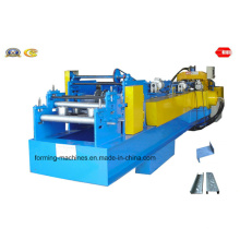 C Z Purline Full Automatic Roll Forming Machine with Pre-Punching and Pre-Cutting