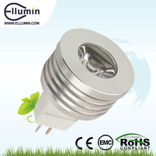 1w 12v waterproof led spotlight with ce&rohs certificate