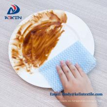 Paño de cocina disponible no tejido de la cocina de la muestra libre para el uso diario del restaurante