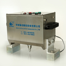 high accuracy cheap Portable Dot Peen Letter Printing Machine for Metal Plate