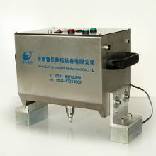 preiswerte tragbare Nadelprägung-Buchstabe-Druckmaschine der hohen Genauigkeit für Metallplatte