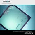 Landvac, aislamiento térmico, vacío, llanura, vidrio, para, oficina, vidrio, paredes