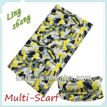 Camouflage Neck Tube Bandana Multi Camouflage scarf with Factory Wholesale Price Best Quality Discount Express Shippment Provide