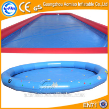 Adult large inflatable square swimming pool inflatable hamster ball pool