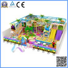 Indoor Kids playground equipamentos (TQB005BF)