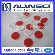 13-425 Red PTFE Silikon Septa für HPLC