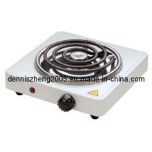 Brûleur électrique simple, plaque de cuisson électrique