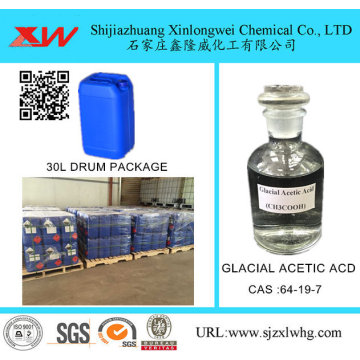 Glacial Acetic Acid cho sản xuất giấm