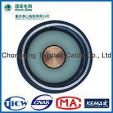 Cable de caucho de silicón de calidad superior profesional 6.6kv