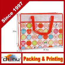 Promotion Einkaufen Verpackung Non Woven Tasche (920053)