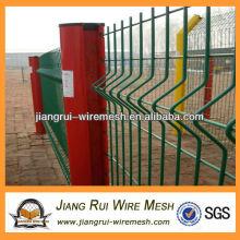 curved garden fence designs fence(China manufacturer)