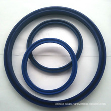 top quality PU oil seal 65*90*8 or custom size